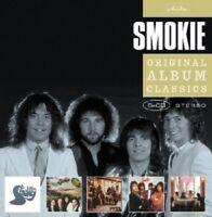 """SMOKIE """"ORIGINAL ALBUM CLASSICS"""" CD NEW! 5 CD"""