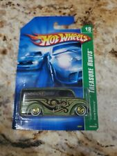 2006 Hot Wheels Treasure Hunt DAIRY DELIVERY #12 USA Long Card Real Riders