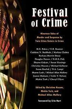 Festival of Crime: The Twin Cities Sisters in Crime
