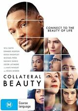 Collateral Beauty (DVD, 2017)