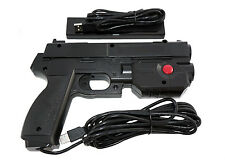 Black Ultimarc AimTrak Arcade Light Gun for MAME,Win,PS2,PS3