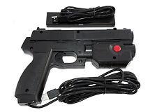 Black Ultimarc AimTrak Arcade Light Gun for MAME,Win,PS2,PS3
