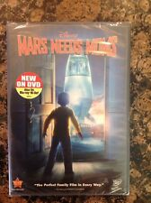 Mars Needs Moms (DVD, 2011)NEW Authentic US Release