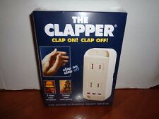 THE CLAPPER Switch Clap On Clap Off Brand New in Sealed Retail Package New Model