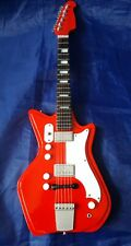 """Rory Gallagher 1965 National Airline 10"""" Miniature Tribute Guitar (uk seller)"""