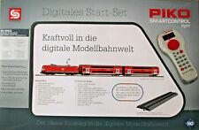 Piko 59023 - Gauge H0 Startset - Smartcontrol Light Double Decker Train DB