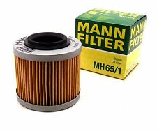 Oil Filter - BMW F650 & G650 ; 11 41 2 343 118, 11 41 2 343 452 / Mann MH65/1