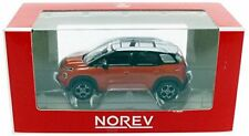 310807 NOREV 3 Inches CITROEN C3 Aircross 2017 Orange/white