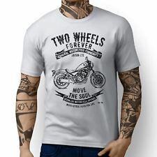 JL Soul Illustration For A Honda Rebel 500 Motorbike Fan T-shirt