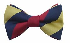 Ramc Royal Army Medical Corps Pre Tied Regimental Bow Tie
