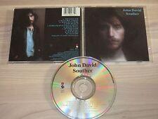 John David Souther CD-Same/Elektra in MINT -