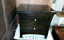 Unbranded Wooden Bedside Tables & Cabinets