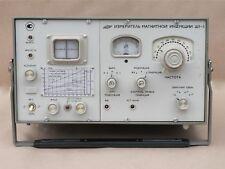 0.025-2.5T Tesla meter, Gauss meter SH1-1 an-g HP Agilent Bell Alpha Lab
