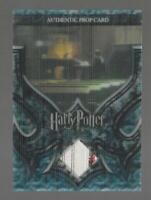 Artbox World of Harry Potter 3d #p7 Prop card #d /360