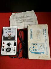 Vintage Elenco Precision model 850 Appliance /auto Tester
