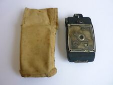 WW2 US Camera Model F-4 Univex & Original Case