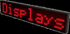 tabella a led luminosa con scritta scorrevole insegne a led rgb multicolore WIFI