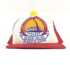 Crescent Airlines Wilmington Warrior Air Force Ferry Command Trucker Hat Cap Adj