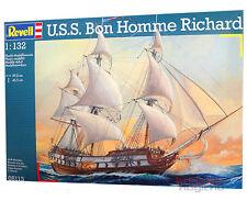 REVELL 05113 USS BON Homme Richard KIT DE MONTAGE bateau Modélisme Modèle