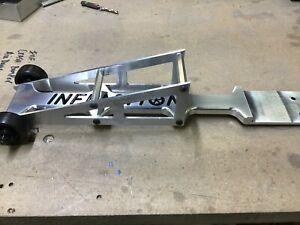 Arrma Infraction Dragster Wheelie Bar Ultra Lightweight Made In USA