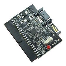 Convertidor Adaptador IDE A SATA Bilateral Bidireccional 100/133 2 En 1