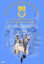 THE RHEINBUND CONTINGENTS 1806-1813 VOLUME TWO W J Rawkins  New e-book edn 2015