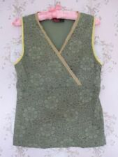 Casual Tank/Cami Regular Size Vintage Tops & Shirts for Women