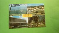 OLD 1970s AUSTRALIAN POSTCARD, ARARAT VICTORIA, VIEW OF THE TOWN 1