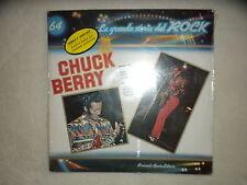 """LP CHUCK BERRY """"La Grande Storia del Rock n° 64"""" CURCIO GSR-64 -DISQUE NEUF -µ"""