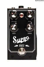 NEW SUPRO FUZZ GUITAR EFFECTS PEDAL w/ FREE CABLE Free US Shipping