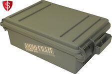 Utility Storage Box Military Organizer Case Can Surplus Waterproof Ammunition