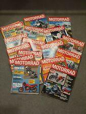 Motorrad: Die große Motorrad-Zeitschrift 16 Zeitschriften aus den 80er Jahren