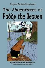 The Adventures of Paddy the Beaver (Paperback or Softback)