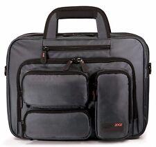 """Mobile Edge Graphite Corporate Briefcase -16"""" PC, 17"""" Mac MEGBCC"""