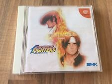 Dreamcast japan:    THE KING OF FIGHTERS  DREAM MATCH 1999