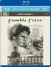 Rumble Fish Masters of Cinema Blu-ray 1983