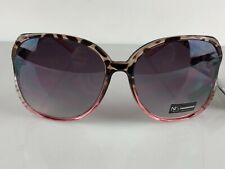 Leopar Pattern Sunglasses Women and Unisex Retro Running Driving Glasses