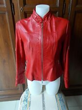 VERA PELLE COCCI (made in Italy) Giacca Donna Women's leather jacket