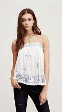 Free People Tube You Got It Top Size Small White