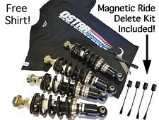 BC Racing Coilovers BR Series for 2008+ Audi R8 S-15-BR & Magnetic Ride Delete