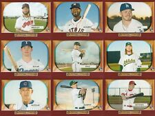 2020 TOPPS ARCHIVES 1955 BOWMAN ROOKIE INSERT SINGLES - YOU PICK