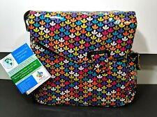 Kalencom New Orleans Lamenated Clover Diaper Bag - New