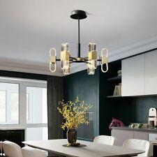 LED Ceiling Lights Kitchen Chandelier Lighting 3 Color Light Gold Pendant Light