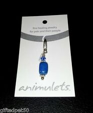 Turquoise Howlite Animulet ~ Fine Healing Jewelry for Pets
