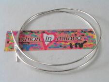 50 CM. DI FILO IN ARGENTO 925 ITALY SEMICRUDO DEL  DIAMETRO DI  1 MM.