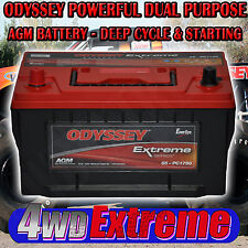 ODYSSEY 65-PC1750 DRY FIT AGM BATTERY PC1750-65 FORD EXPLORER F250 N65D F350