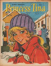 Princess Tina Magazine 1 May 1971    Gunsmoke