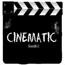 The Cinematic sound pack ( Immediate Download)