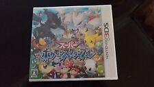 NEW 3DS Super Pokemon Scramble JAPANESE