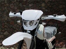 35W White Off Road Dirt Bike Enduro MX Motorcycle Headlight Suzuki RM RMX RMZ